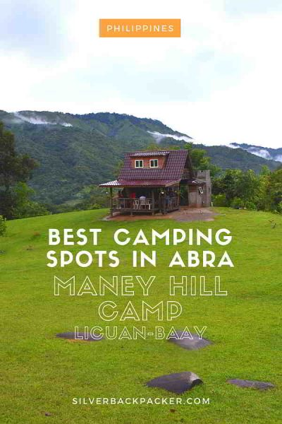 Best Camping Spots in Abra. Maney Hill Camp, Licuan-Baay