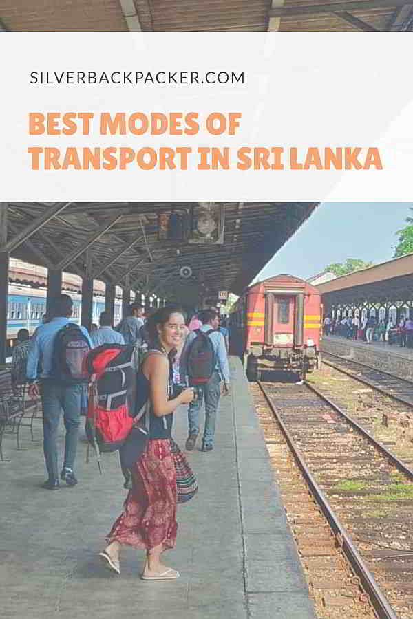 Best Modes of Transport in Sri Lanka