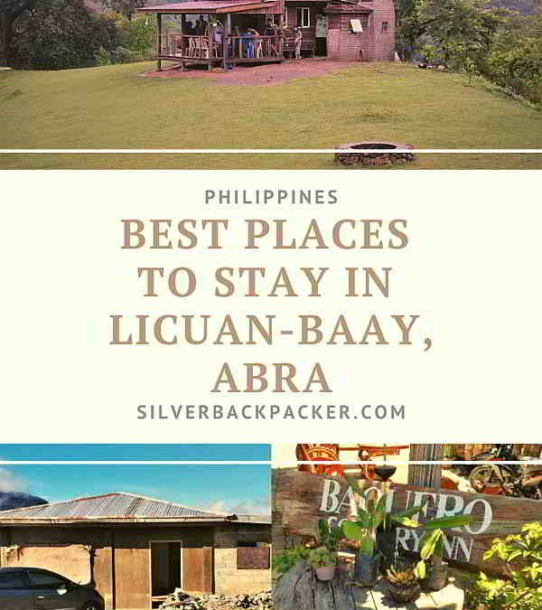 Where to Stay in Licuan-Baay, Abra