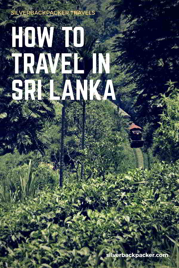 How to Travel in Sri Lanka