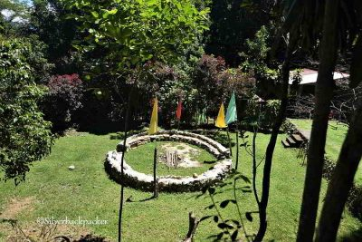 The Fire Pit at Baquero Country Inn, Abra, Philippines