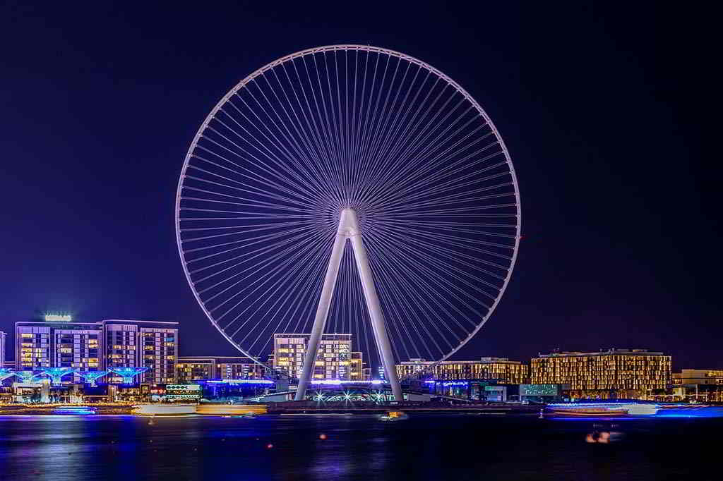 what to see and do in Dubai, Ain Dubai
