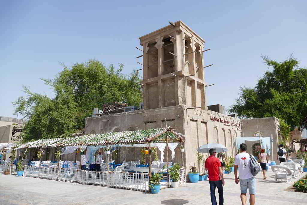 Al Fahidi Historical Neighborhood, Dubai