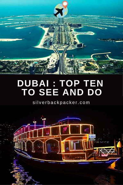 Top Ten What to see and Do in Dubai