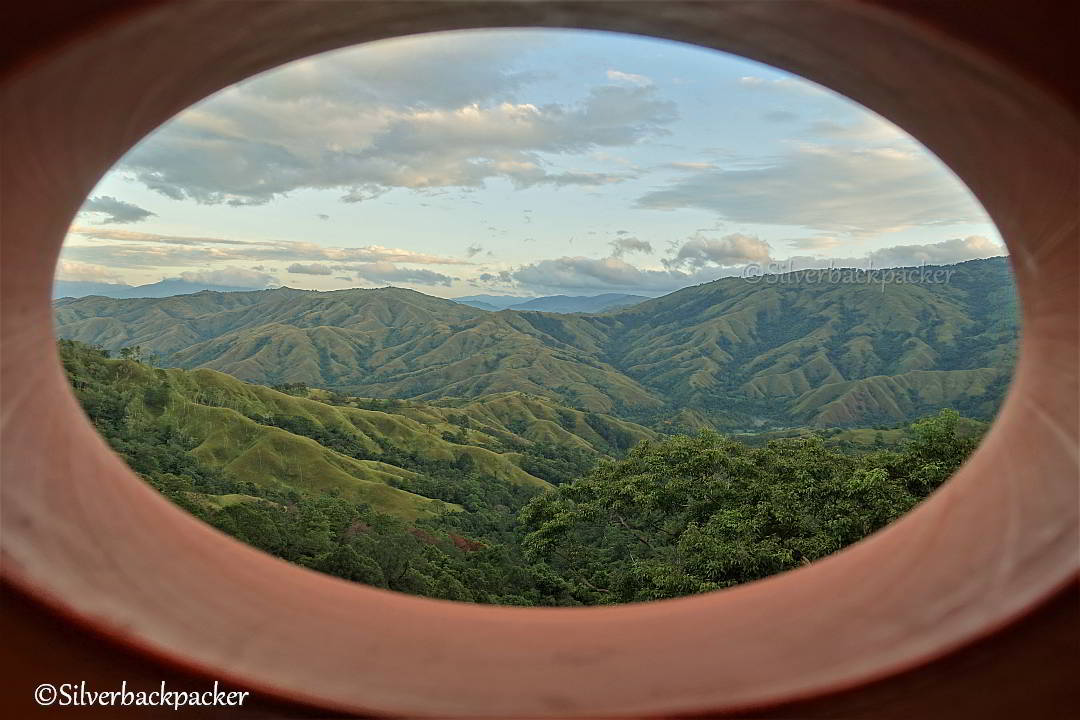 Rolling Hills viewpoint KM 448, Licuan-Baay, Abra