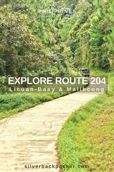 Explore Route 204 Licuan-Baay Malibcong, Abra Philippines