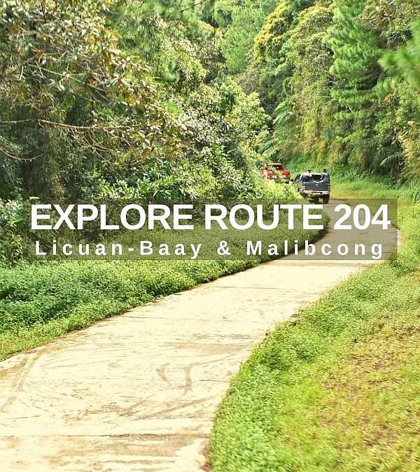 Exploring Route 204 – Abra Kalinga Road