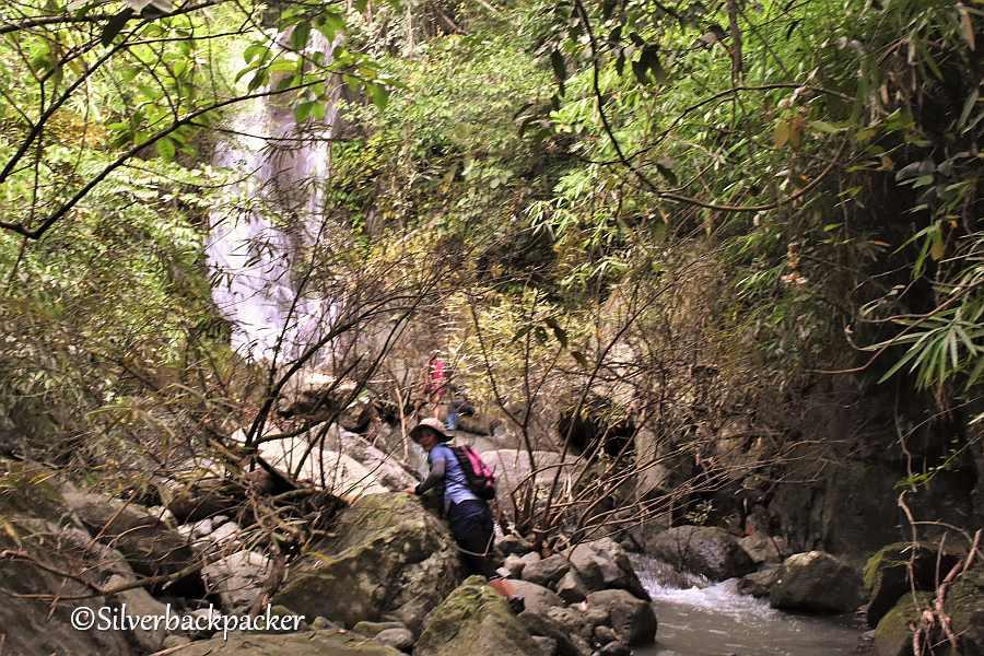 Gammac Falls, Sitio Gammac, Brgy Bonglo, Licuan-Baay
