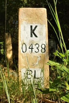 Route 204 Km 438 Licuan Baay Border