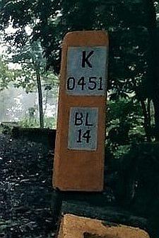Km 451 Tubong Market route 204