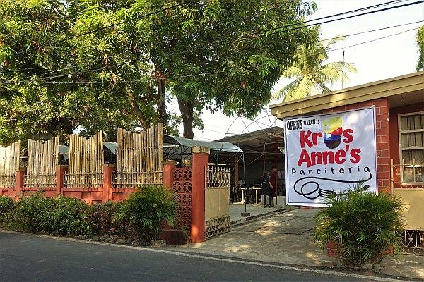 Kris Annes Panciteria Zone 3 Bangued, Abra
