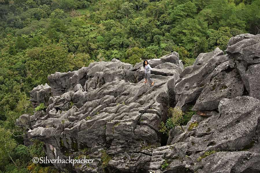 Lamunan Rocks, Daguioman, Abra