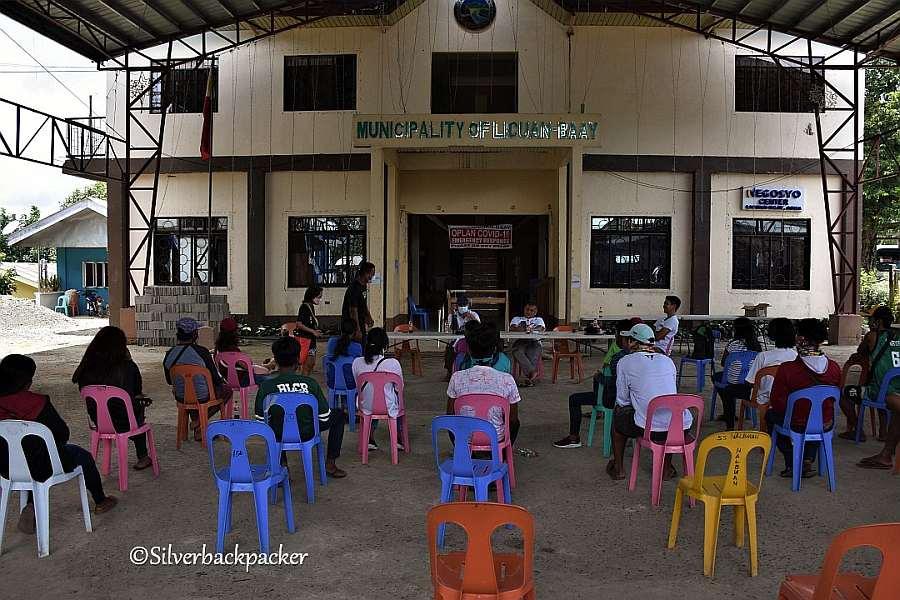 Licuan-Baay Municipal Hall, Brgy Nalbuan, Baay, Abra