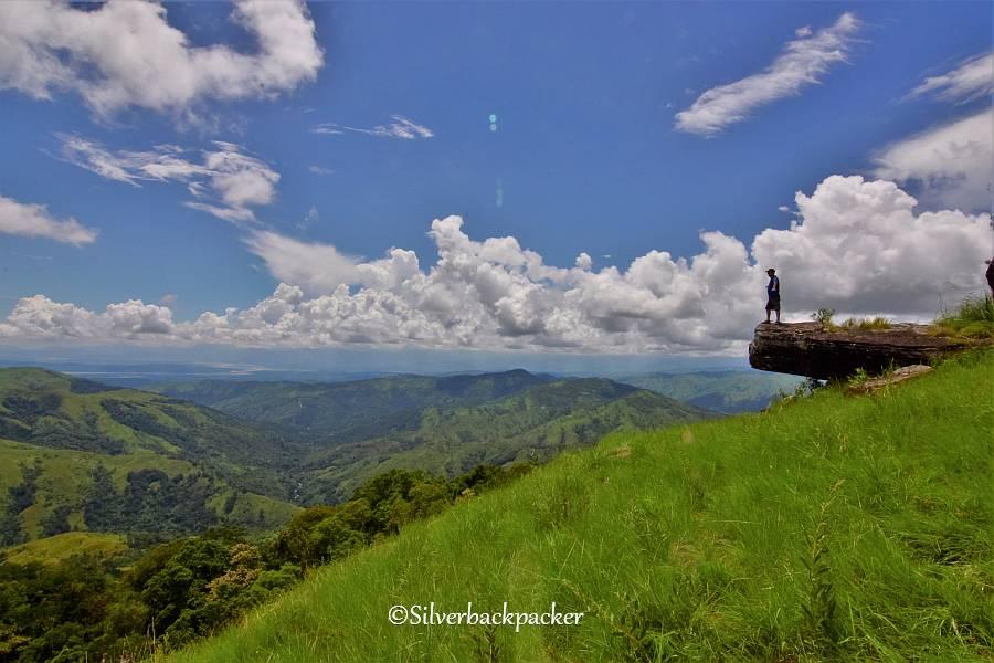 Lion King Rock, Baluyen Rockies, Licuan-Baay, Abra