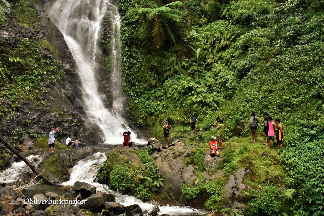 Nagpaoayan Falls, Nagpaoayan, Licuan-Baay, Abra