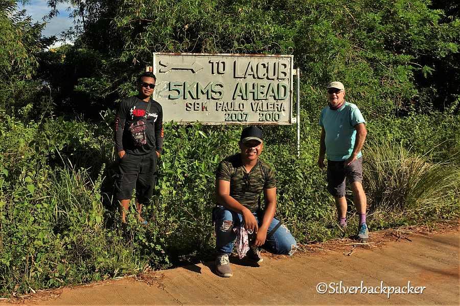 Route 204 Lacub Junction Abra Kalinga road