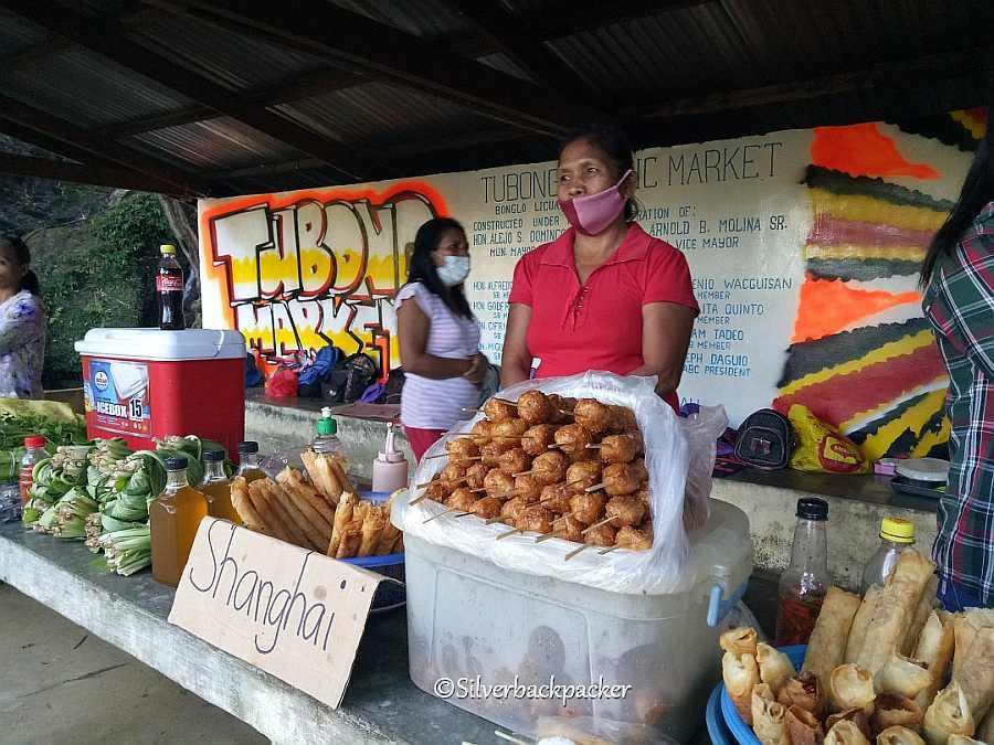 Tubong Market, Brgy Bonglo, Licuan-Baay, Abra Route 204
