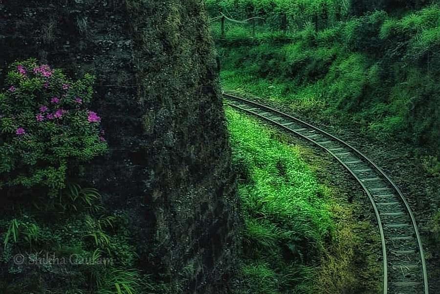 Darjeeling Himalayan Railway. Offbeat India Tour ideas