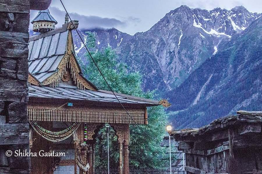 Kalpa-Monastery Offbeat India Tour Ideas
