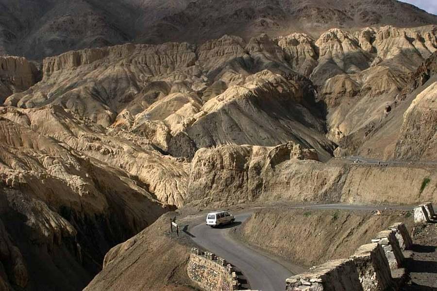 Ladakh Highway Photo Courtesy – babasteve