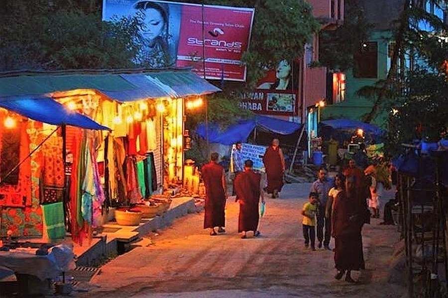 Tibetan community at Mcleodganj, Himachal Pradesh Offbeat India Tour Ideas