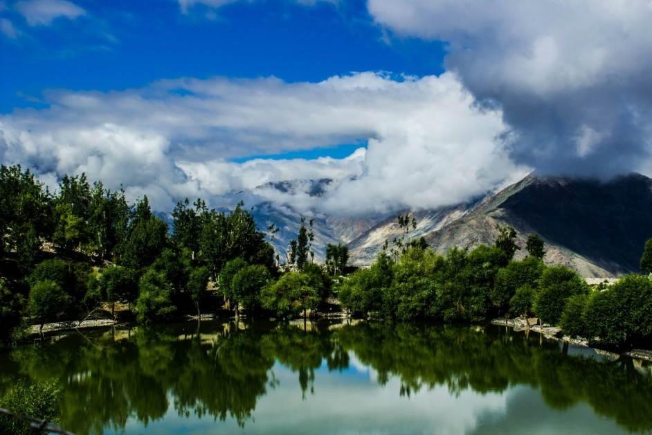 Nako-Lake-Kinnaur