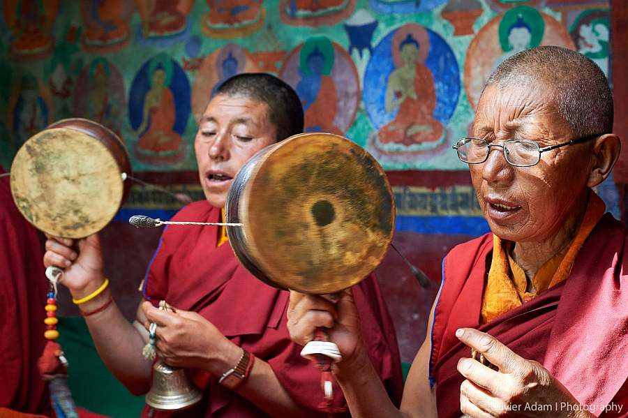 Photo Olivier Adam, Ladakh, Zanskar, 2014 Jamyang Foundation Facebook Page