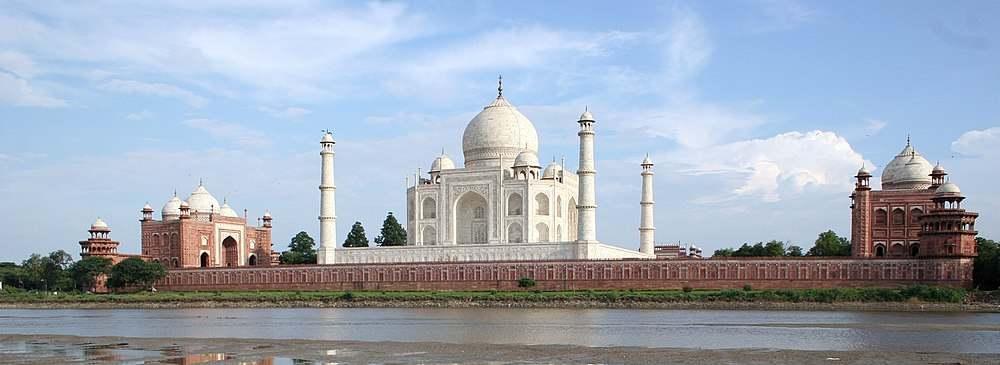 Taj Mahal Image by David Castor, Public Domain