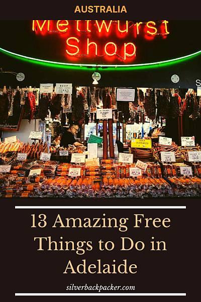 13 Amazing Free Things to Do in Adelaide, Australia