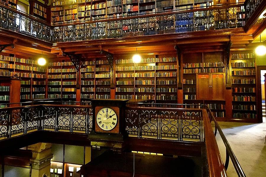 The South Australian Library Free things to do in Adelaide