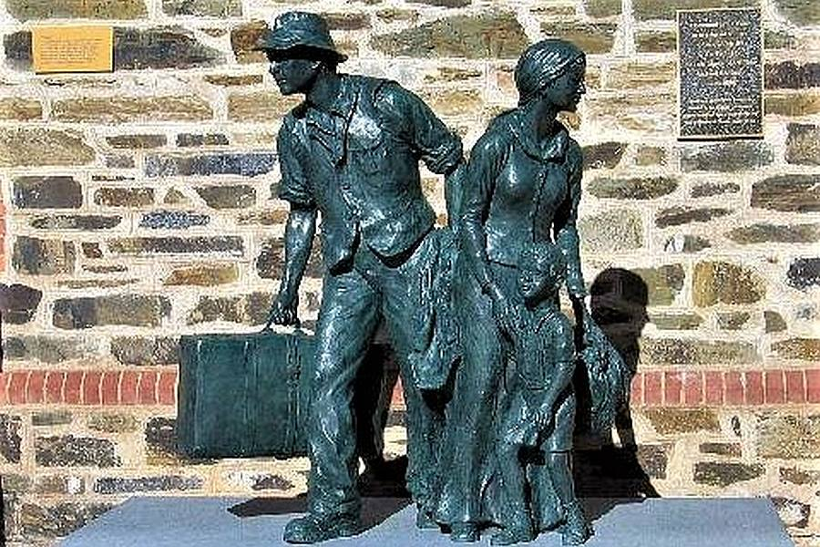 free things to do in Adelaide -- the migration museum