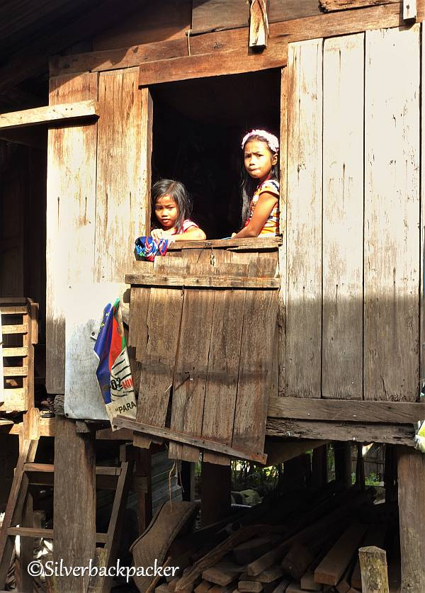 Agsimao, Tineg, Abra, Philippines - Door and Window Photography