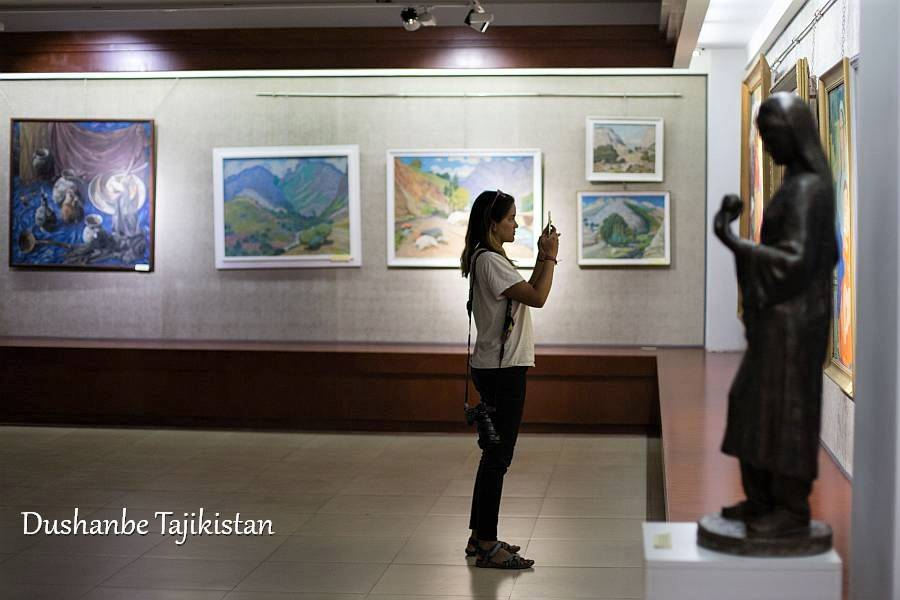 Alex of Lost With Purpose in Dushanbe Tajikistan Travel Blogs for Asia