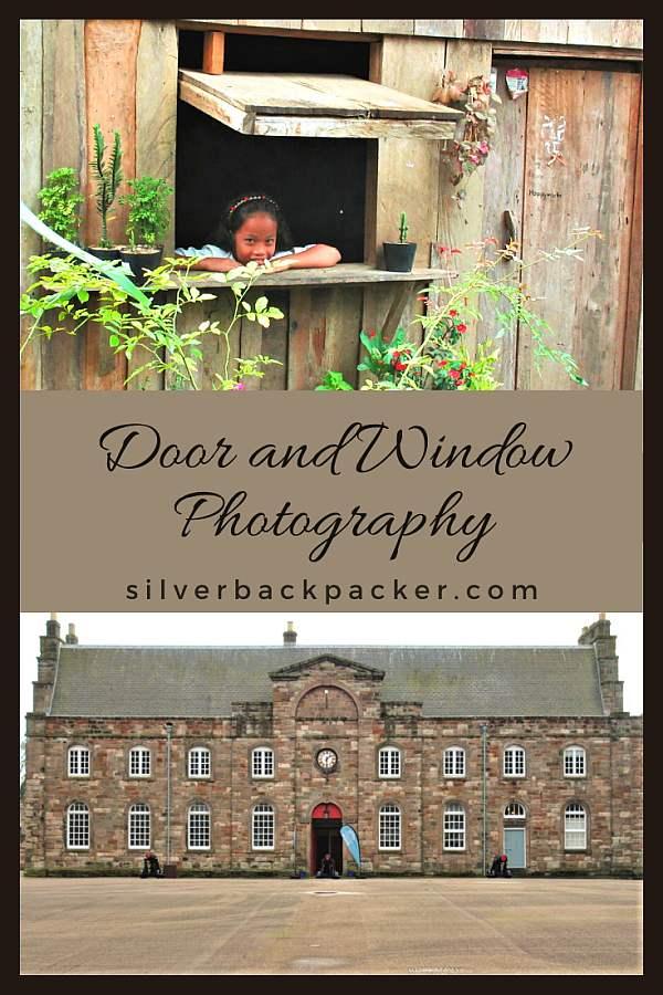 Door and Window Photography