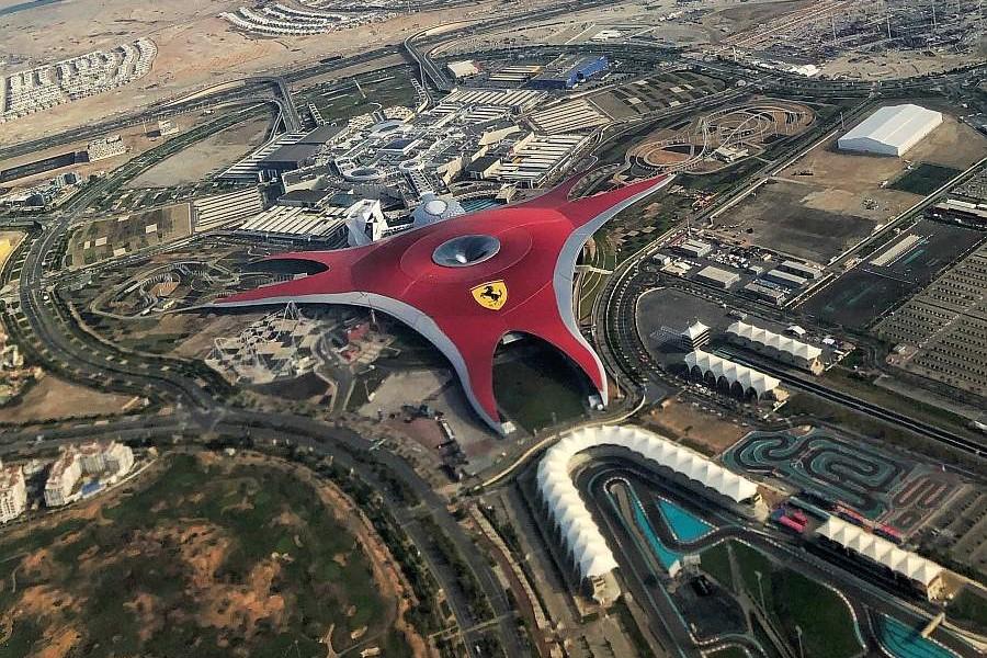 Ferarri World, Abu Dhabi