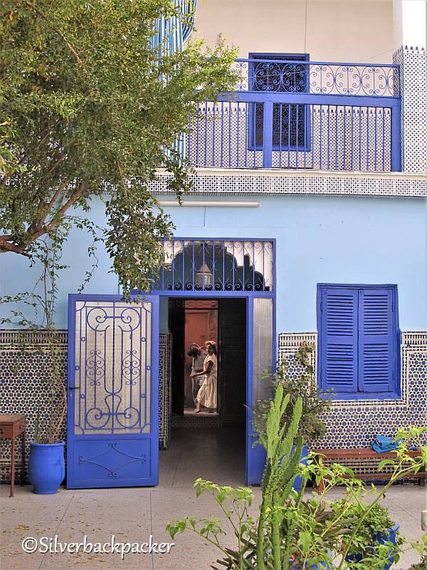 Marrakesh Jewish Quarter, Morocco - Door and Window Photography