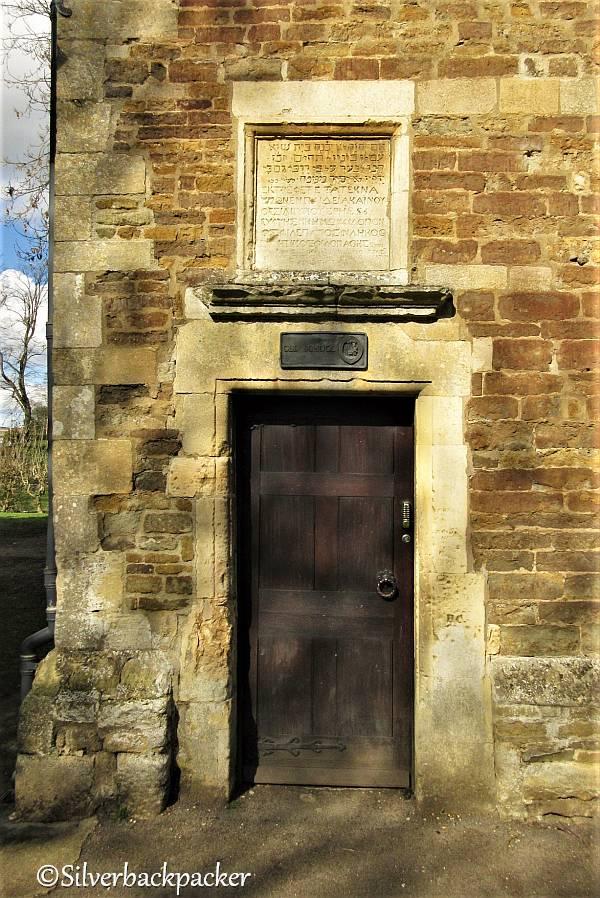 Door and Window Photography - Oakham School, Rutland