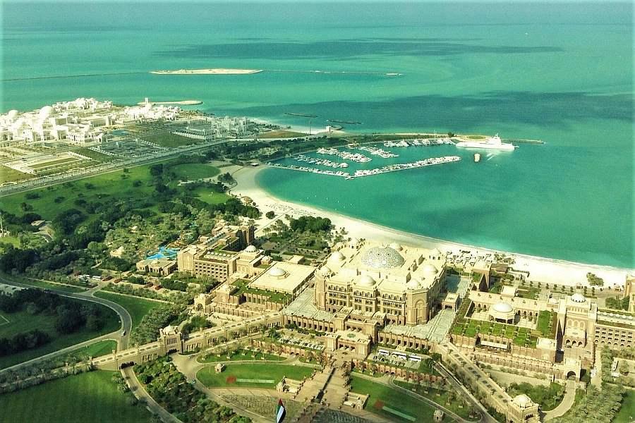 Observation Deck at 300 Etihad Tower Abu Dhabi