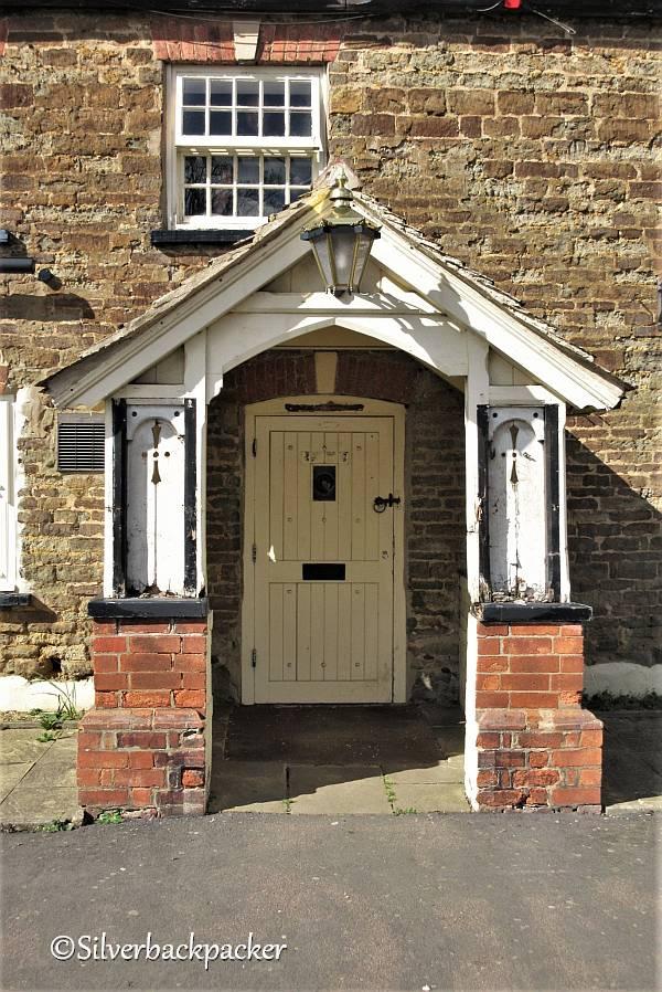 Door and Window Photography -- The Odd House Tavern, Oakham, Rutland