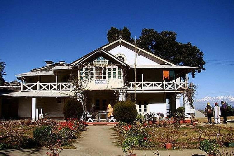Advaita Ashrama, Mayavati, a branch of the Ramakrishna Math, founded on 19 March 1899.