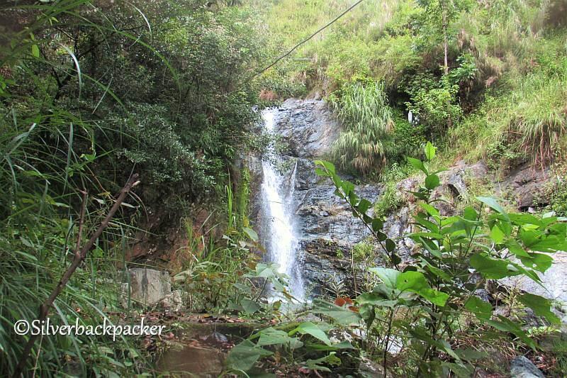 Agtulong Falls, Malibcong
