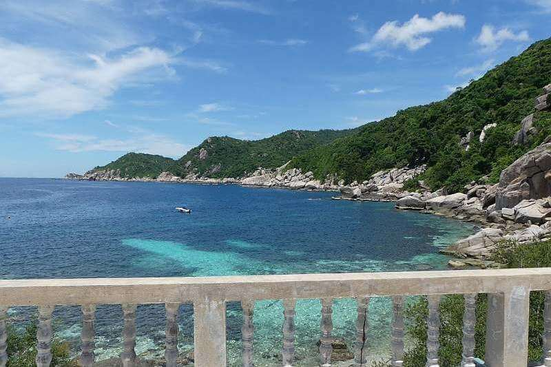 An Abandoned Hotel on Koh Tao, Thailand by Victoria of Guide Your Travel Unusal Sleeps