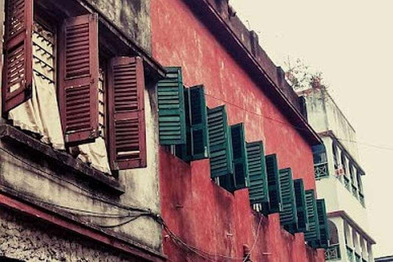 Kolkata heritage buildings
