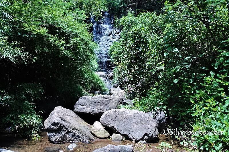 Ligwa Falls, San Quintin Abra waterfalls