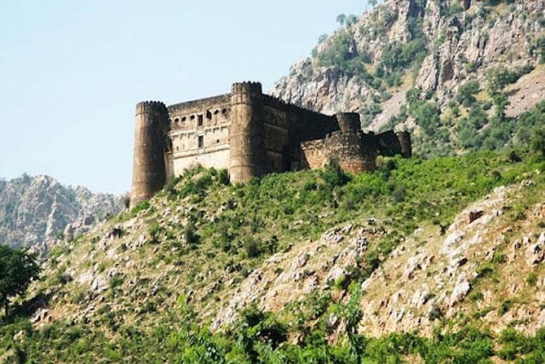 Rediscover India Ajab Garh in Rajasthan