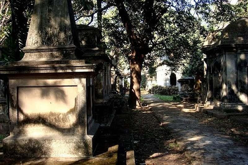 South Park Street Cemetery, Calcutta