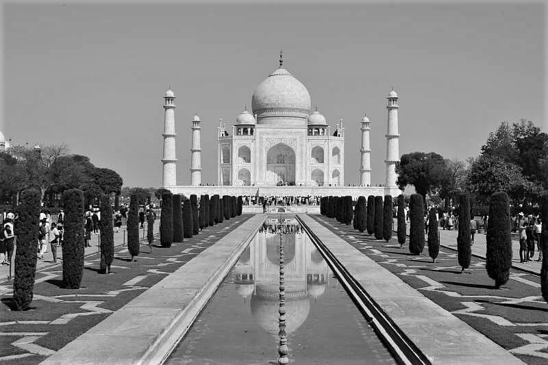 Taj Mahal Rediscover India
