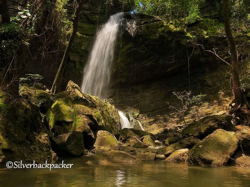 Tibuor Falls, Brgy Cabcaburao, San Juan