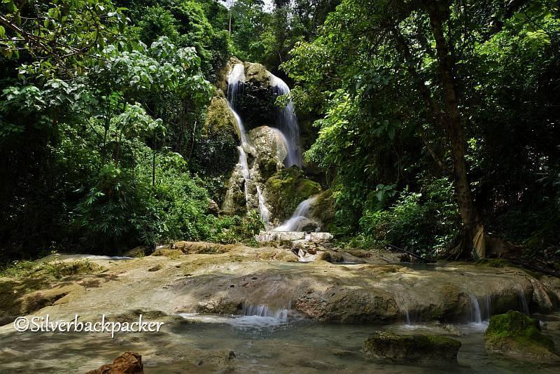 Tiggalay Falls, San Isidro