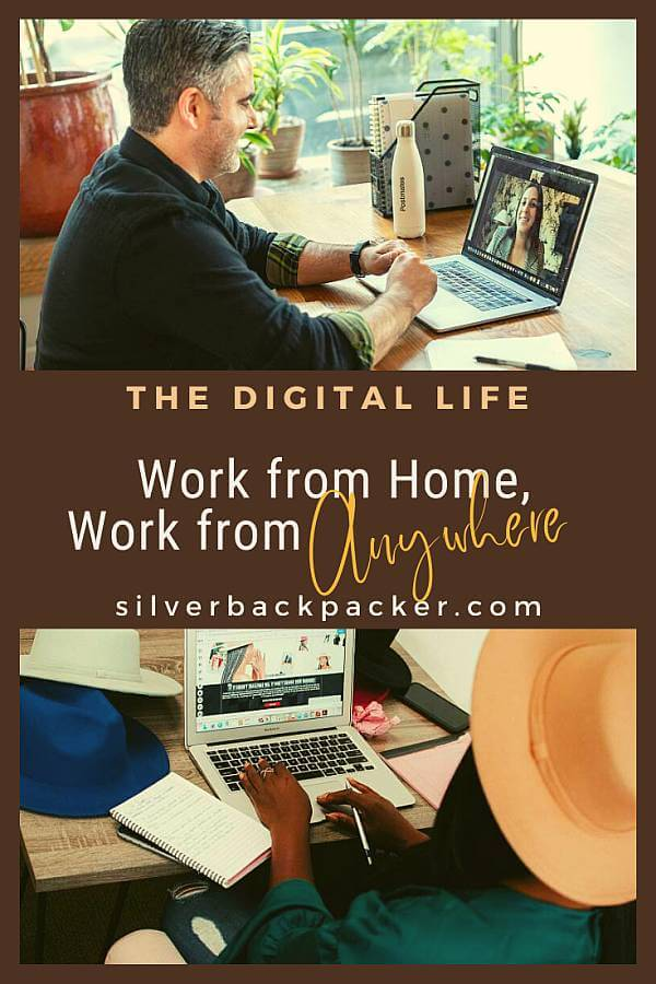 Work from Home, Work from Anywhere